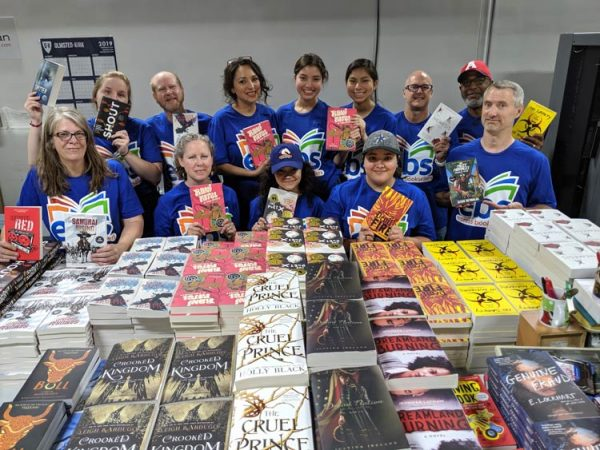 Express Booksellers - EBS at Work